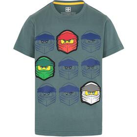 LEGO wear 12010022 T-Shirt SS Kids, groen